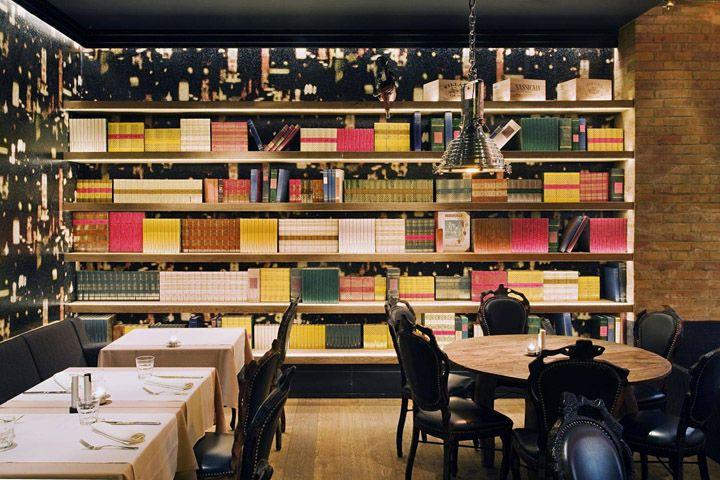 TG.Italiano restaurant by Akos Bara, Budapest – Hungary