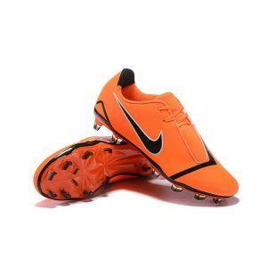 Nike Phantom Venom FG Cheap Soccer Boots Orange Black  5c69d4c10bec5