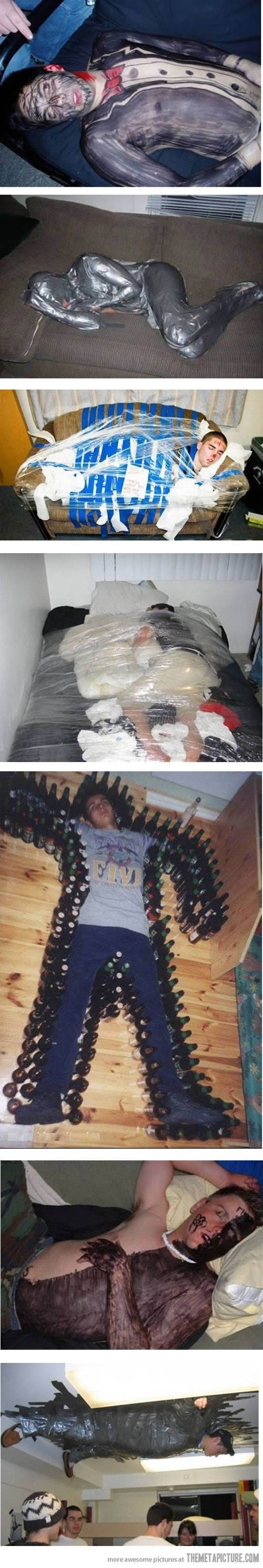 Reasons not to drink