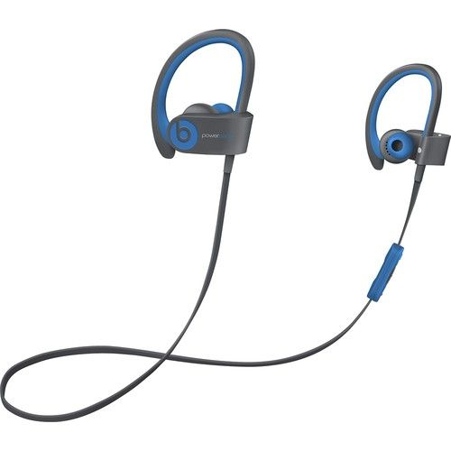 The Active Collection's Powerbeats2 Wireless earphones give you the freedom to take your run or workout anywhere in style with your iPhone or iPod. Inspired by LeBron James, Beats Powerbeats2 Wireless is designed to defy the ordinary while catapulting athletes towards unparalleled performance. Lightweight and engineered with the power of dual-driver acoustics, the reimagined wireless earphones deliver the premium sound and performance needed to propel you through your run or workout.