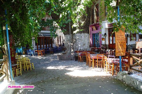 GREECE CHANNEL | PLOMARI LESVOS GREECE by Dimitrios Vallits on flickr
