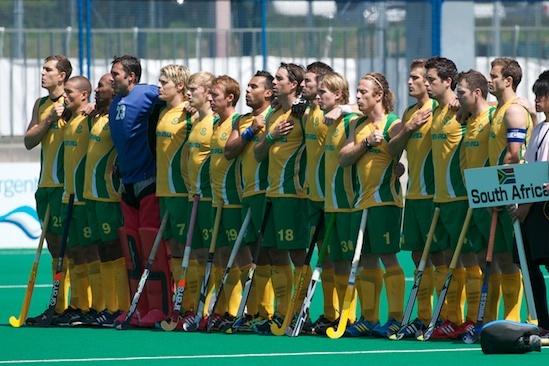 olympics 2012 south africa teams