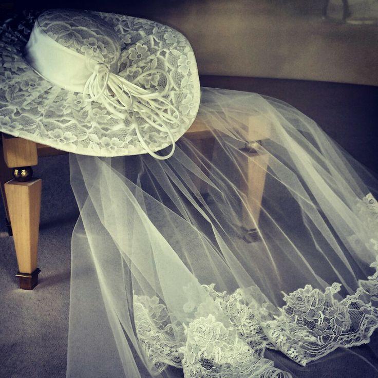 #lace #veils