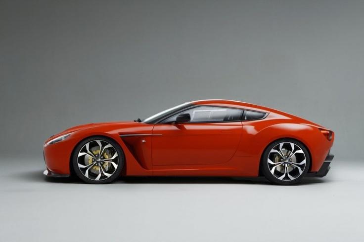 Aston Martin Zagato V12: Astonmartin,  Sports Cars, Martin Zagato, Martin V12, 2011 Aston, Dreams Garage, Dreams Cars, V12 Zagato, Aston Martin