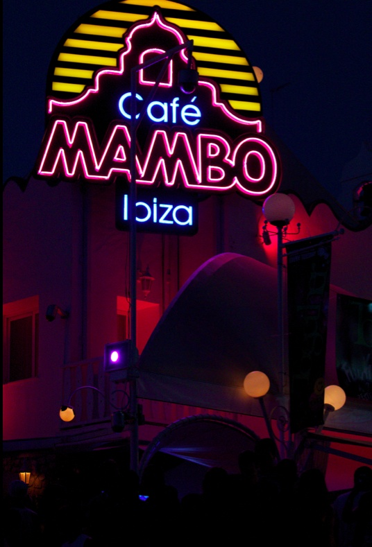 Cafe mambo. Expensive but good grub!
