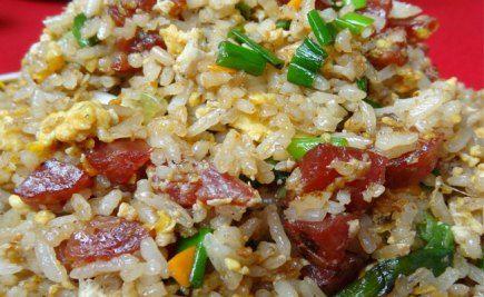 arroz frito a la cantonesa