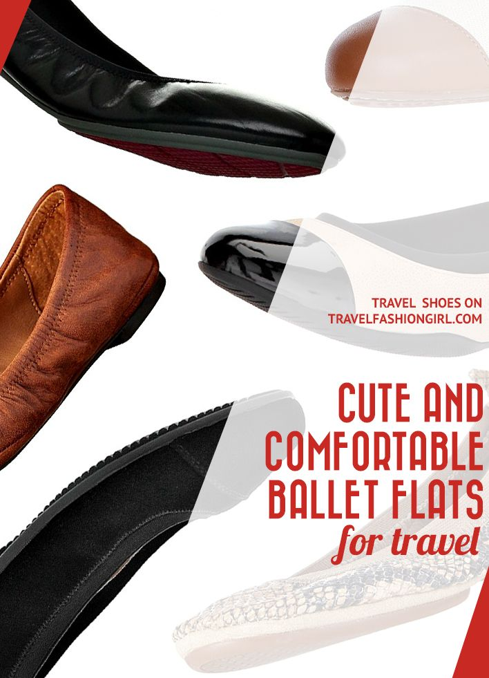 c3f1045ac I shopped around for the most comfortable ballet flats for travel. The best  part is, most of them are under $100! Find out what they are!