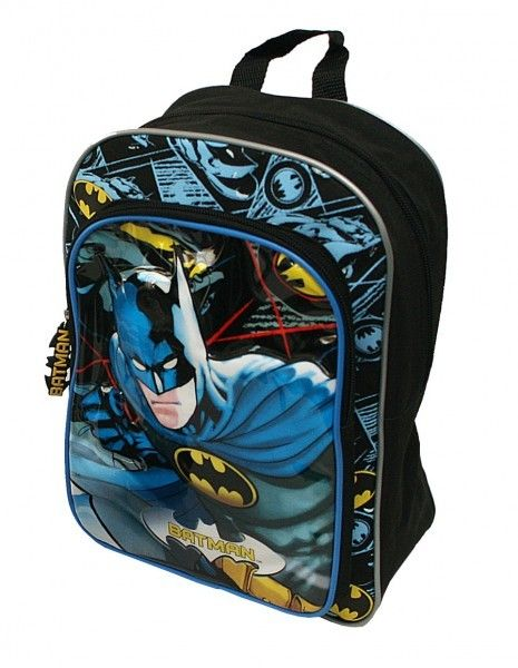 Rucsac gradinita Batman