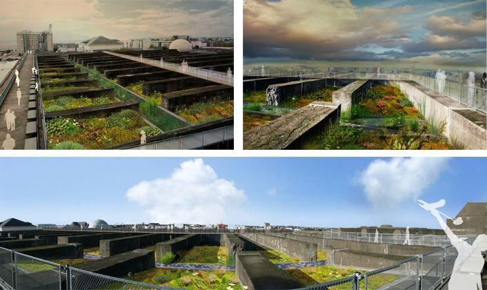 68 best la 2 gilles clement images on pinterest for Architecture du paysage