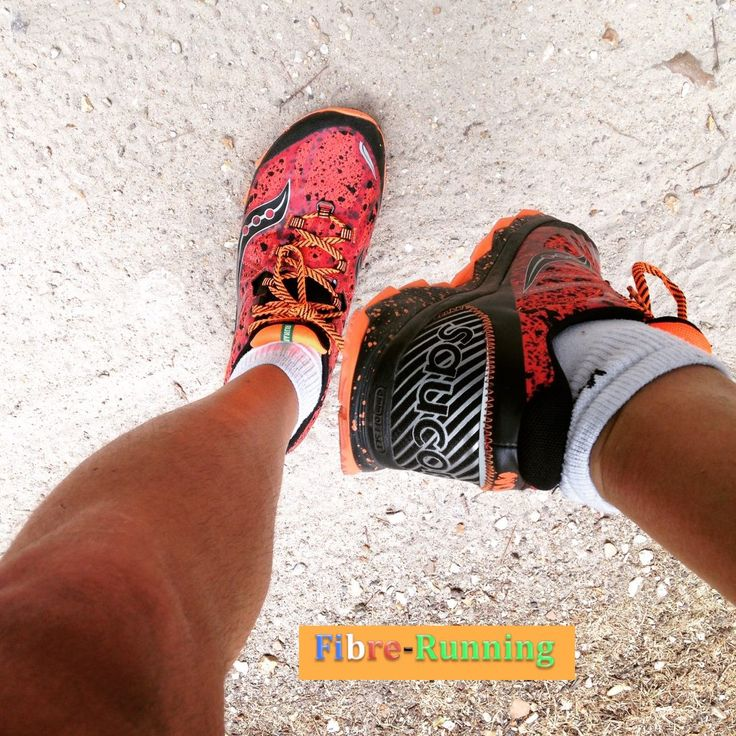 Test chaussure running trail Saucony Nomad TR terrain sec