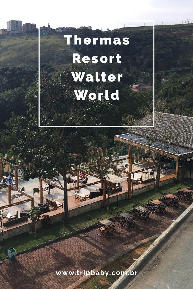 Conhecemos nesse final de semana o Thermas Resort Walter World em Poços de Caldas. Um resort all inclusive, no sul de Minas Gerais.  Diversão para toda a família.