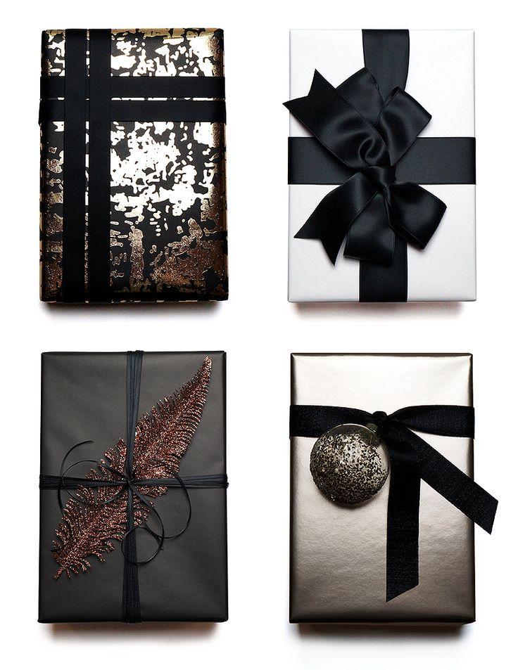 Elegan Gift Wrapping Ideas Geschenke Verpacken Christmas Weihnachten