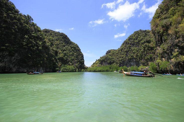 Koh Yao Yai, île paradisiaque en Thailande