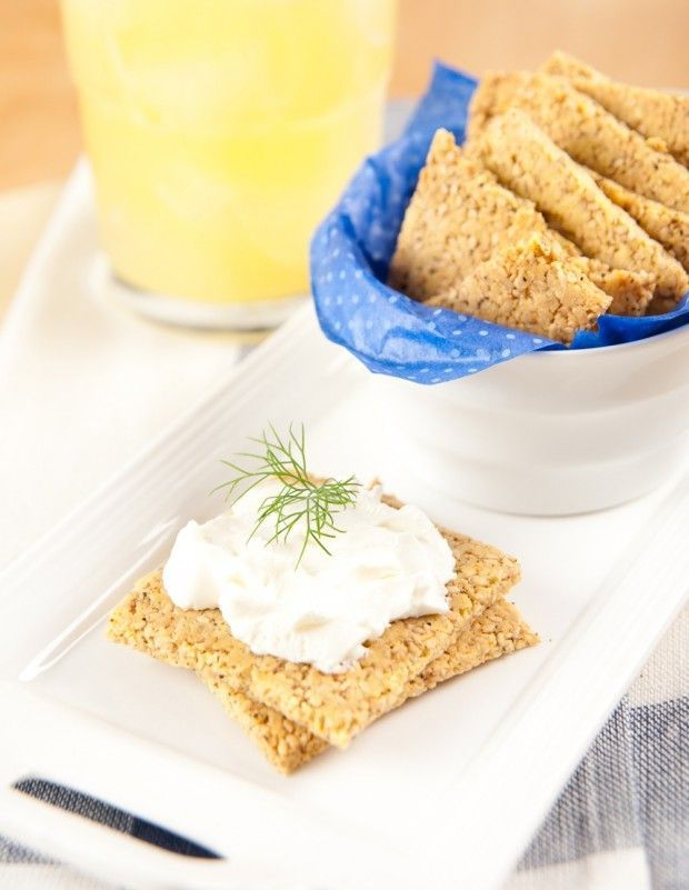 Oat Bran Crackers, only 1/2 tbsp. of oat bran in each cracker so they can be used during any phase of the Dukan Diet including Attack