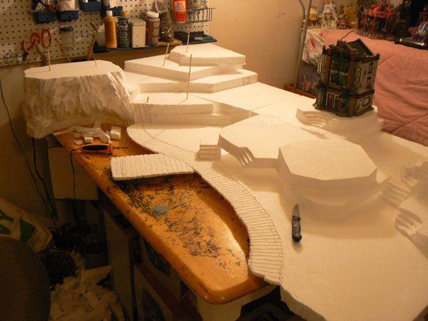 Hot Wire Foam Factory - Halloween Boardwalk