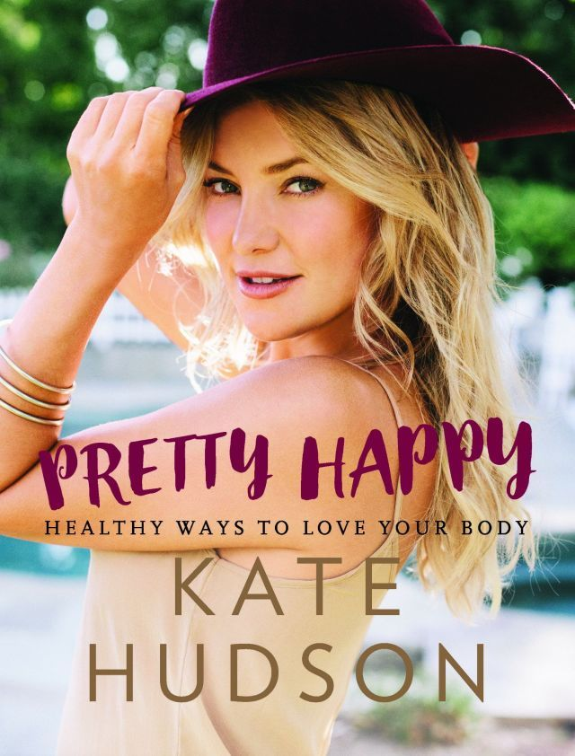 """6 Ways I Learned to Be """"Pretty Happy"""" From Kate Hudson's New Book"""