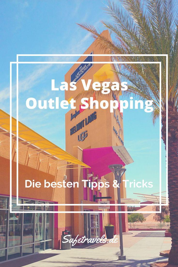 Las Vegas Outlet Shopping - die 6 größten Fehler