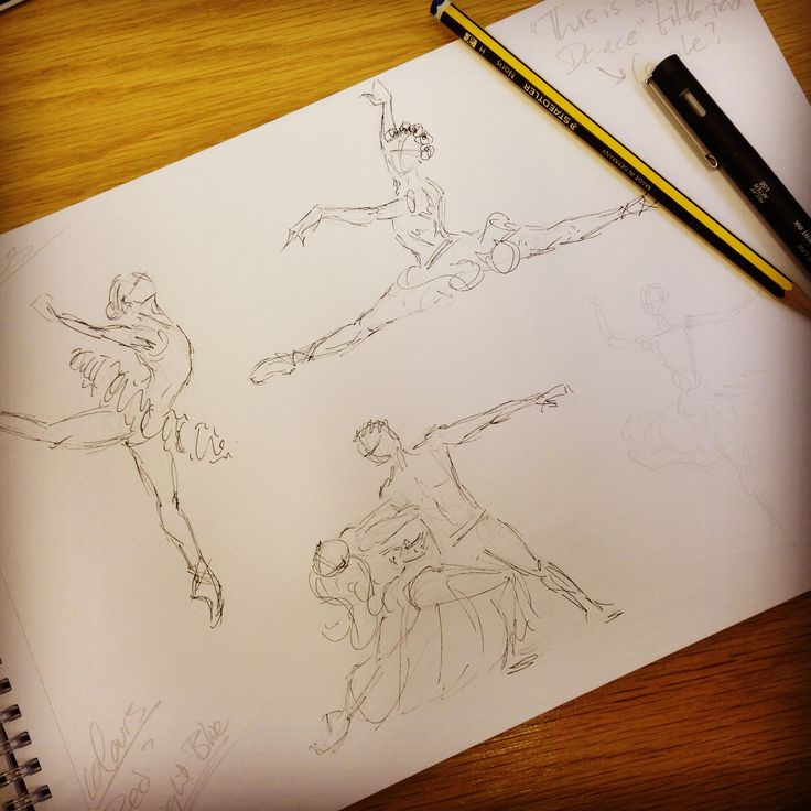 Always do your research and also do lots of drawing studies - it is so true that practice makes perfect! You may start a drawing with one fixed idea in mind but after some research you may find something else will suit better.  #artist #arttips #dancer #dancers #drawing #dancing #ballet #sketch #coupledancing #ruthjoyceart