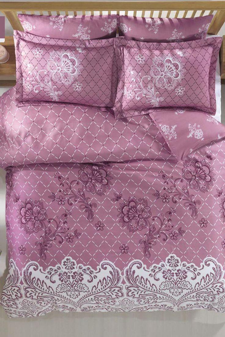 1000 id es propos de couette violet sur pinterest. Black Bedroom Furniture Sets. Home Design Ideas
