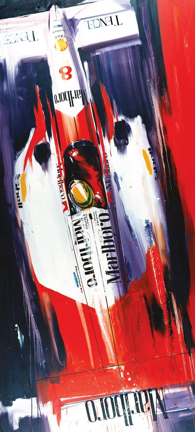 Camilo Pardo - Ayrton// Psst! Click on the image to see more fantastic art… - https://www.luxury.guugles.com/camilo-pardo-ayrton-psst-click-on-the-image-to-see-more-fantastic-art/
