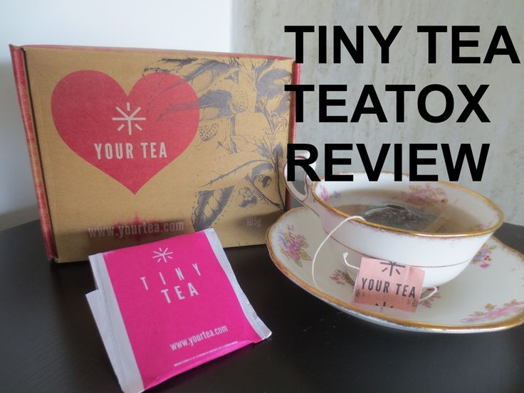 Today we're going to review Tiny Tea. People always ask us if we ship to the Europe, Asia and Australia. We don't. Skinny Teatox is only available in the United.