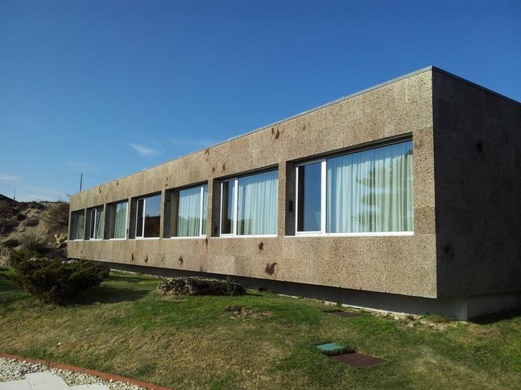 Casas das Penhas Douradas Hotel in Serra da Estrela (new building)  #Portugal