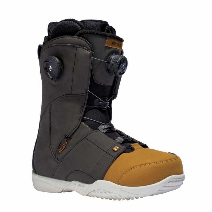 Ride  Hera Snowboard Boots 1516 -- Black/tan
