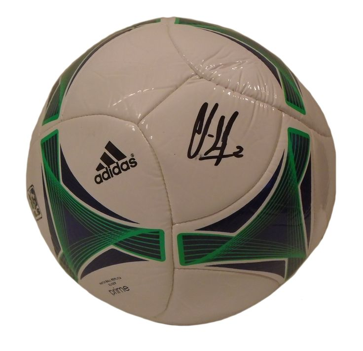 Clint Dempsey Autographed Adidas MLS Logo White Soccer Ball, Proof Photo. Clint Dempsey Signed Adidas MLS Logo Soccer Ball, Seattle Sounders FC, USMNT, Proof Photo  This is a brand-new Clint Dempsey autographed Adidas MLS logo white soccer ball.  The soccer ball is size 5. Clint signed the soccer ball in black sharpie. Check out the photo of Clint Dempsey signing for us. ** Proof photo is included for free with purchase. Please click on images to enlarge. Please browse our website for…