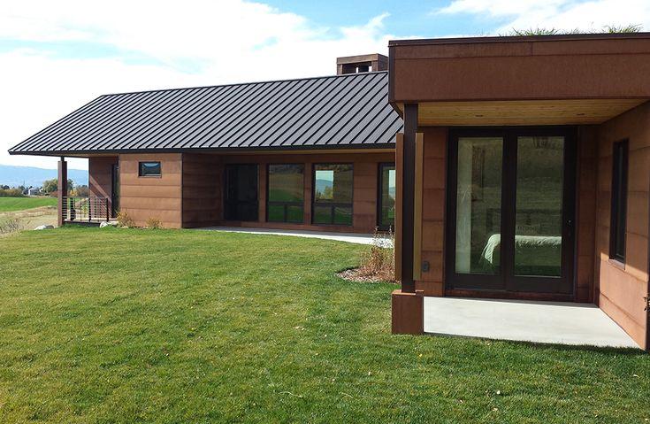 Best Dark Bronze Kynar Coil Flats Metal Roofing Metal Roof 400 x 300