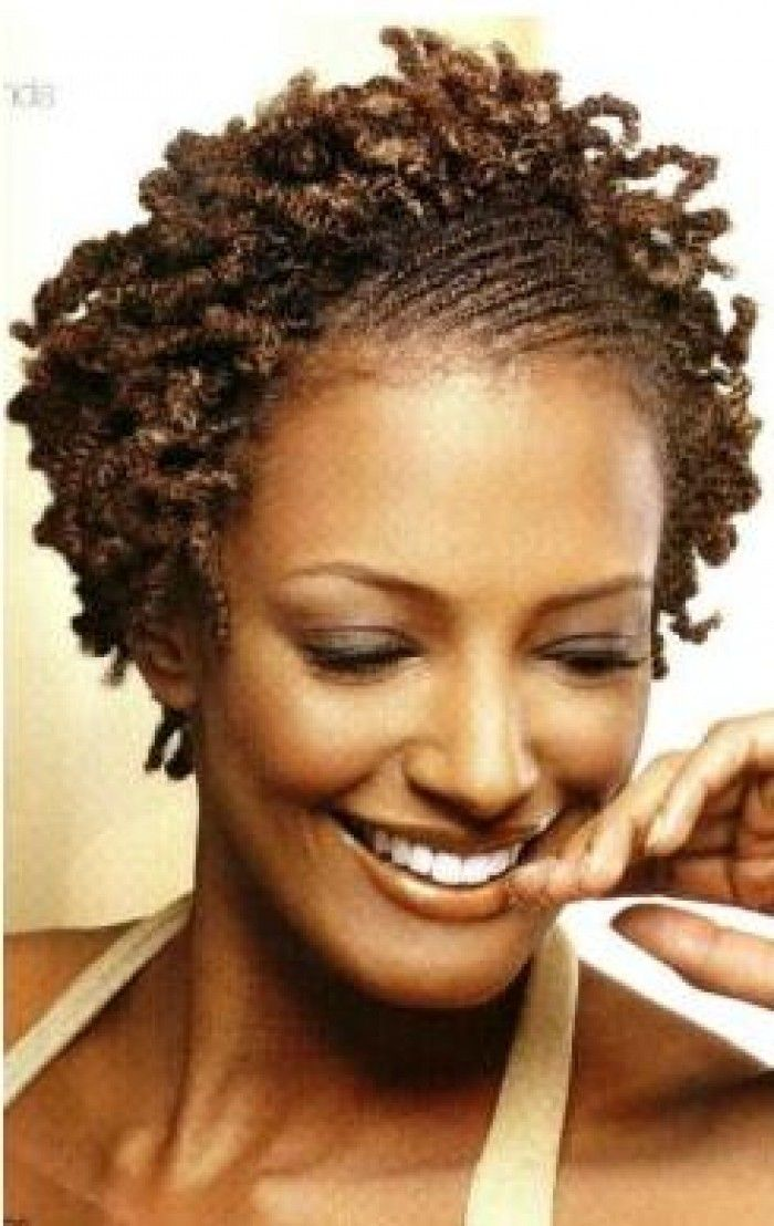 Enjoyable 1000 Images About African Naturals On Pinterest Cornrows Short Hairstyles For Black Women Fulllsitofus