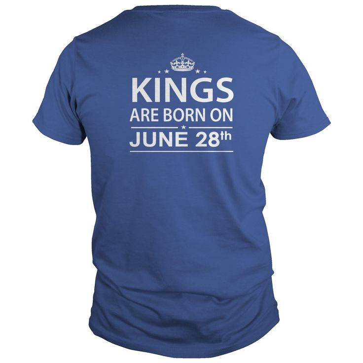 Buying Birthday June 28 kings SHIRT FOR WOMENS AND MEN ,BIRTHDAY, QUEENS I LOVE MY HUSBAND ,WIFE Birthday June 28-TSHIRT BIRTHDAY Birthday June 28 yes it's my birthday <p>kings SHIRT FOR WOMENS AND MEN ,BIRTHDAY, QUEENS I LOVE MY HUSBAND ,WIFE -TSHIRT BIRTHDAY yes its my birthday Air jet yarn for softness and no-pill performance Double-lined hood with matching drawstring Double-needle stitching Pouch pocket Double-needle cuffs 1 X 1 athletic rib with spandex Quarter-turned to eliminate…
