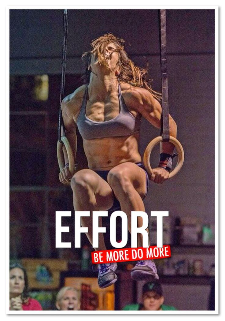 EFFORT #CrossFit