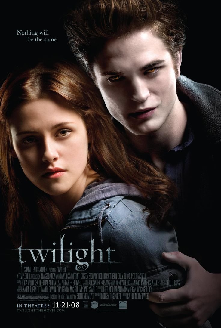 Twilight 2008 Audio Eng Hindi Watch Online Starring Kristen Stewart, Robert Pattinson, Billy Burke, Peter Facinelli