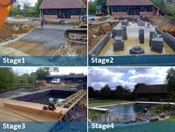 Natural Swimming Pool Construction | swimming pools swimming ponds pool conversions five valleys ... by bonita