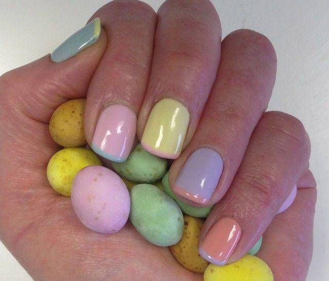 130 best Easter Nails images on Pinterest