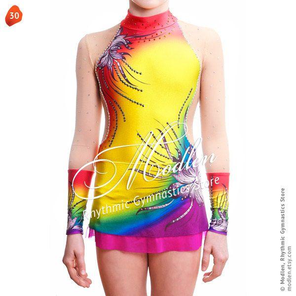 gymnastic costumes   Rhythmic Gymnastic Costumes