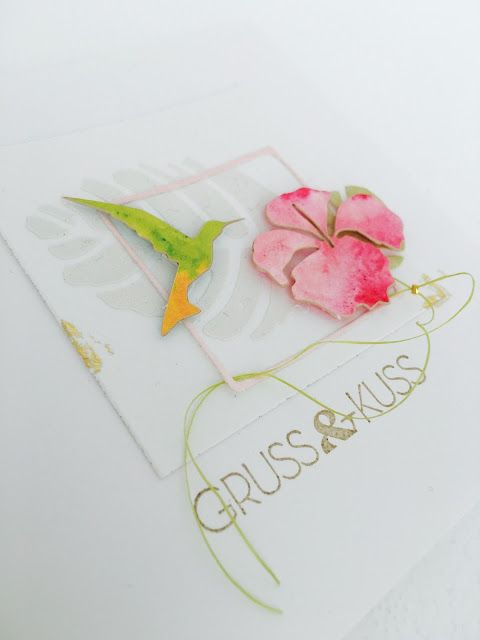 Love Cards & Papers by Alexa: GRUSS&KUSS