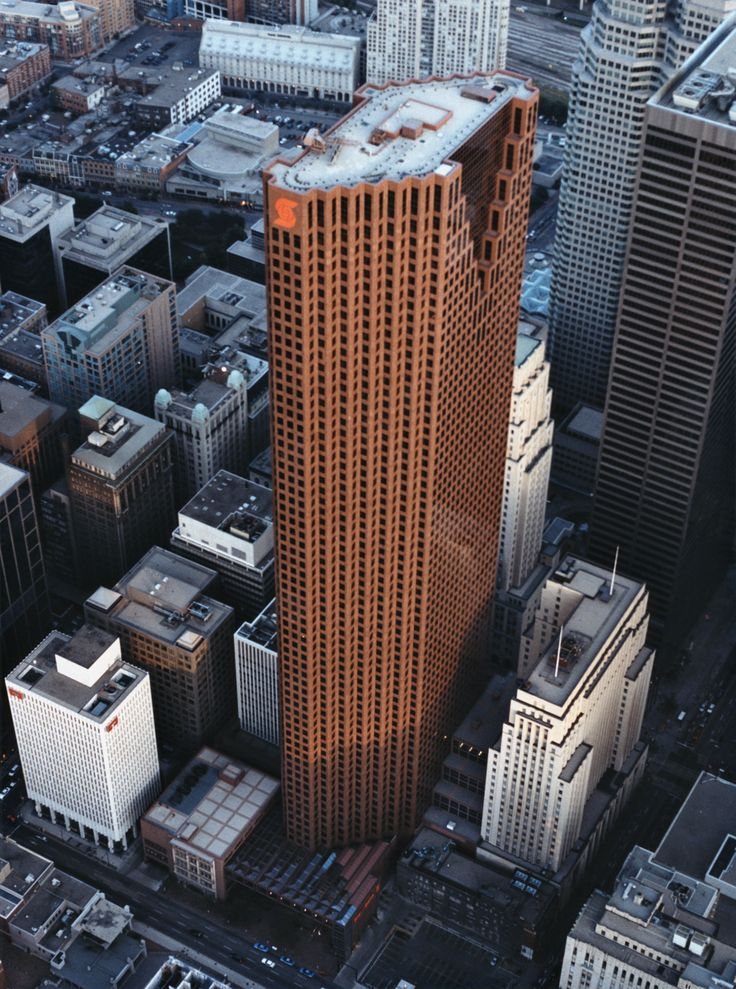 Built in 1988, Scotia Plaza is still one of Toronto's most iconic towers.