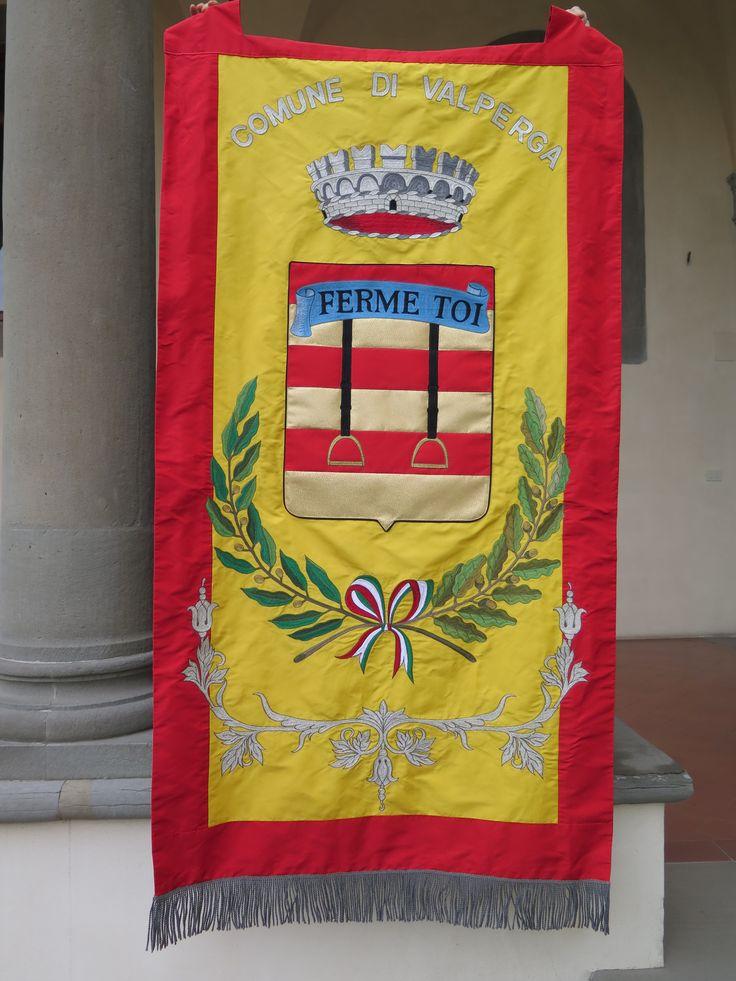 Gonfaloni ufficialmente riconosciuti con decreto del for Decreto presidente della repubblica