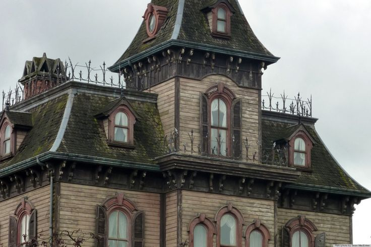 The 8 Most Haunted Houses In New York Photos History