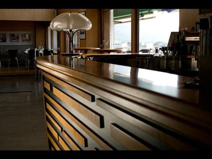 Le ventre de l'Architecte Restaurant Marseille cité Radieuse le Corbusier