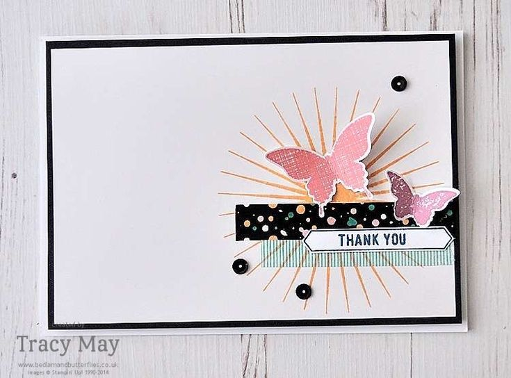 Kinda Eclectic from Stampin' Up In-colors 2016-20018 Tracy May