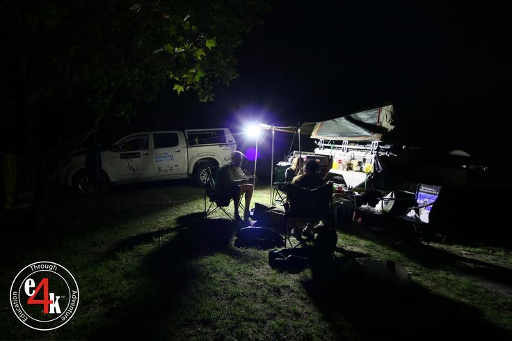#explore4knowledge #Lumeno #Lighting #NightSky working in the dark #Offroad #e4k_water #EducationThroughAdventure #OlifantsRiverWC