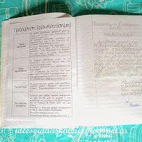 Ιδέες για δασκάλους: Το τετράδιο γραπτής έκφρασης