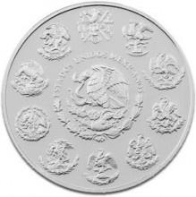 Deze Libertad 2 troy ounce 2012 zilveren munt hoort bij het prachtige aanbod zilveren munten van Dutch Bullion! Deze zilveren munt is te vinden op  http://www.dutchbullion.nl/Zilver-Kopen/Zilveren-munten/