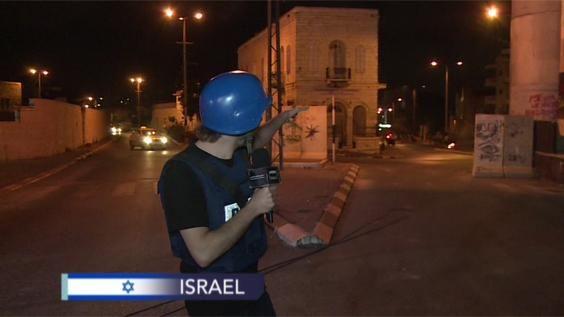 El conflicto palestino-israeli tiene cada vez cruces m�s cruentos en el Medio Oriente. Hasta all� viajaron Diego Iglesias, Nicol�s Guthmann y Jacobo Valle -equipo period�stico de CQC- y mostraron como se vive en Franja de Gaza.