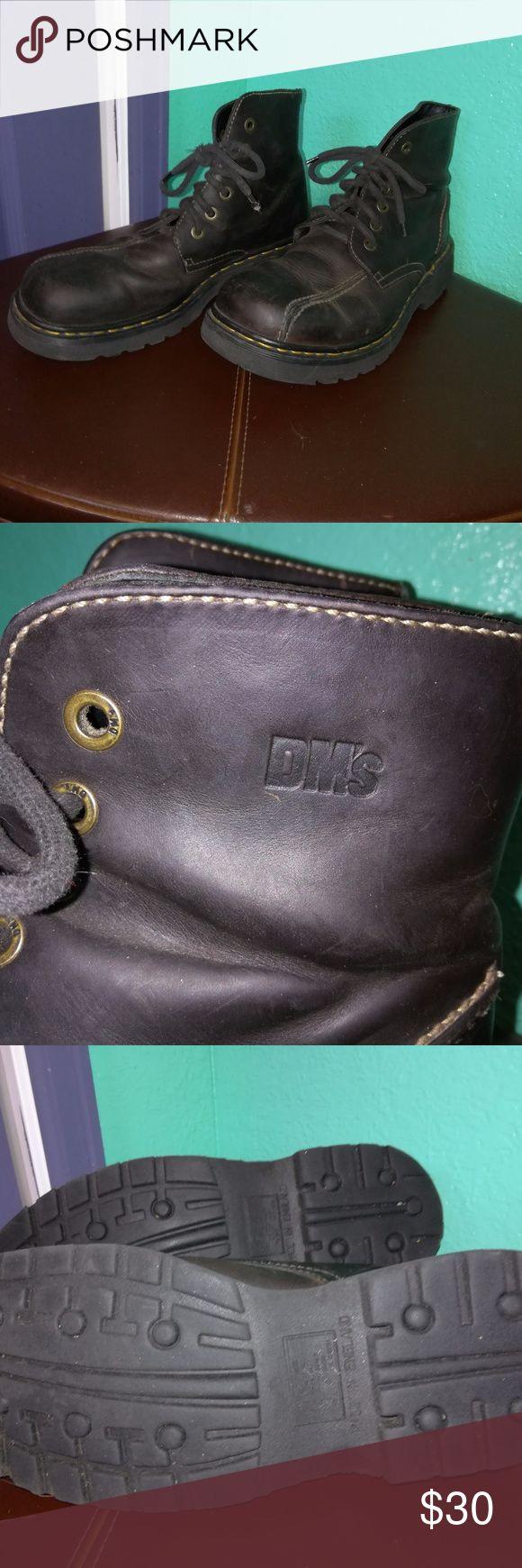 Doc Martens Men S Shiny Shoe