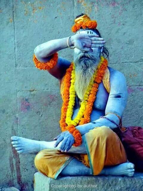 Un sadhu (Saa-dhu) es un asceta hindú o un monje que sigue el camino de la penitencia y la austeridad para obtener la iluminación. Es la cuarta fase de la vida en la religión hindú, después de estudiar, de ser padre y de ser peregrino.