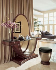 Old Hollywood Glamour: Home Decor