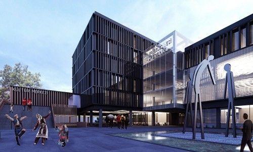 Katılımcı - Efeler Belediyesi Hizmet Binası Mimari Proje Yarışması - kolokyum.com